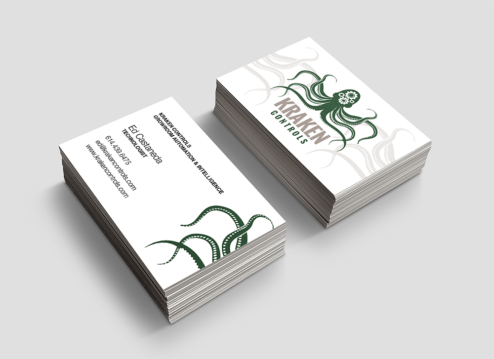 Tech startup business cards vonrocko design tech startup business cards reheart Image collections