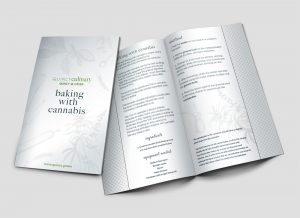 Cannabis Brochure Design